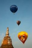 Gorące powietrze balon w Tajlandia zawody międzynarodowi balonu festiwalu 2009 Obraz Stock