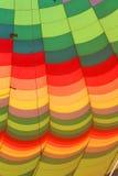 Gorące powietrze balon, zakończenie Fotografia Royalty Free