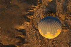 Gorące Powietrze Balonowy wschód słońca zdjęcia royalty free