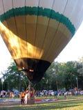 Gorące Powietrze festiwalu Capilla Del señor Buenos Aires Argentyna Balonowy 2005 argentyńczyk obrazy stock