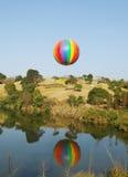 gorący lotniczy balon Obraz Stock