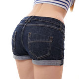 gorący spodnia Fotografia Stock