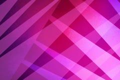 Gorących menchii i bielu tła projekt z śmiałym geometrycznym trójboka projektem Zdjęcie Stock