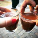 gorąca czekolada Zdjęcia Stock