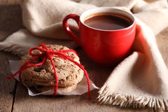 gorąca czekolada Zdjęcie Stock