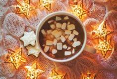 gorąca czekolada Fotografia Royalty Free