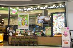 GORĄCA garnek restauracja w Tajlandia Obraz Royalty Free