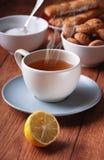 gorąca herbata Zdjęcia Royalty Free