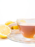 gorąca herbata obrazy royalty free