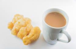 gorąca herbata Obrazy Stock
