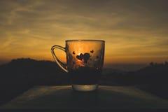 gorąca herbata Zdjęcie Royalty Free