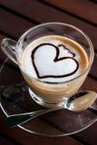 gorąca kawa Zdjęcia Royalty Free