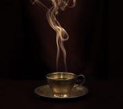 gorąca kawa Zdjęcie Royalty Free