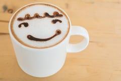 gorąca kawa Fotografia Stock