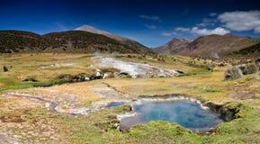 gorące Bolivia wiosna Obraz Royalty Free