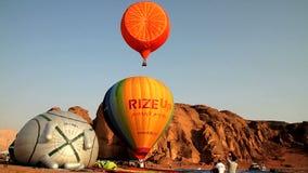 Gorące Powietrze Ballons zbiory