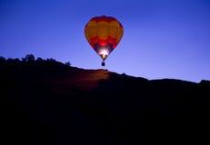 Gorące Powietrze balon. Zdjęcie Royalty Free