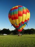 Gorące Powietrze balon Zdjęcie Stock