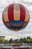 Gorące powietrze balon Zdjęcia Stock