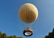 Gorące powietrze balon w Turyn Obraz Royalty Free