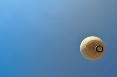 Gorące powietrze balon w Turyn Obrazy Stock