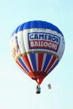 Gorące Powietrze Balonowy festiwal przy Putrajaya Malezja Obrazy Stock