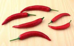 Gorący chili Obraz Royalty Free