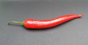 Gorący chili pieprzu warzywa karmowi Zdjęcia Stock