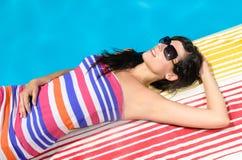 Gorący lato Fotografia Stock