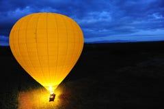 gorący lotniczy balon Obrazy Stock