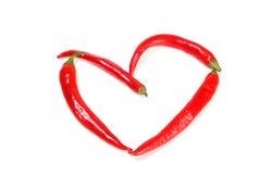 gorący pepper Zdjęcie Stock