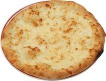 Gorący Smakowity chleba tort z serem Zdjęcia Royalty Free