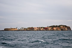 Gorée, the island of slaves Stock Image