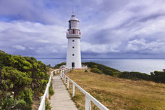 GOR Otway Lighthouse close Stock Photos