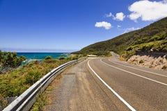 GOR Riviera Empty road Royalty Free Stock Photography