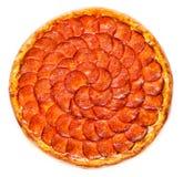Goraca México de la pizza del top Imagen de archivo libre de regalías