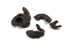 Goraka, gomme-gutte de garcinia, peau de fruits secs Photos stock