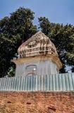 Gorakh奈斯寺庙在唛哥Khuttree历史站点, Tehsil公园白沙瓦,巴基斯坦 库存照片