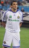 Goran Popov of Dynamo Kyiv Royalty Free Stock Photos