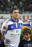 Goran Popov of Dynamo Kyiv Stock Photography