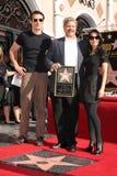 Goran Visnjic, receptores de papel de Juan, Lucy Liu Imágenes de archivo libres de regalías