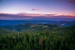 Gorce berg Arkivfoton