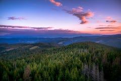 Gorce-Berge Lizenzfreies Stockbild