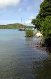 gorda wyspy sceniczna dziewica Obraz Royalty Free