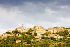 Gordes Royalty Free Stock Images