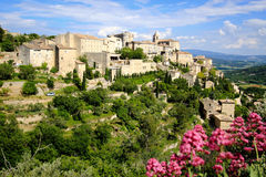 gordes Royaltyfria Bilder