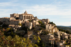 Gordes Royalty Free Stock Photo