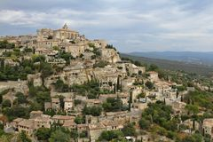 Gordes Royalty Free Stock Image