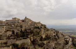 Gordes Fotos de Stock Royalty Free