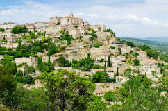 Gordes Photographie stock